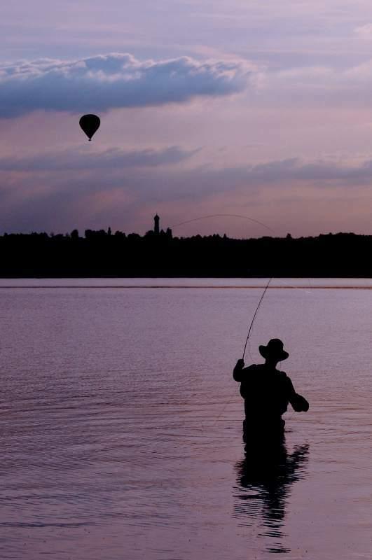 The dream fisherman