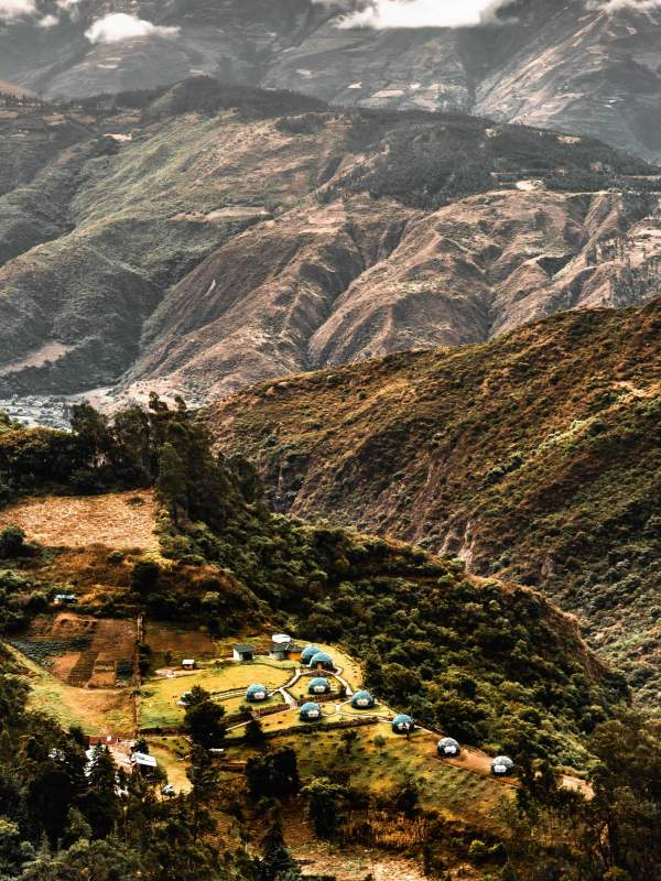 The host of the Andes