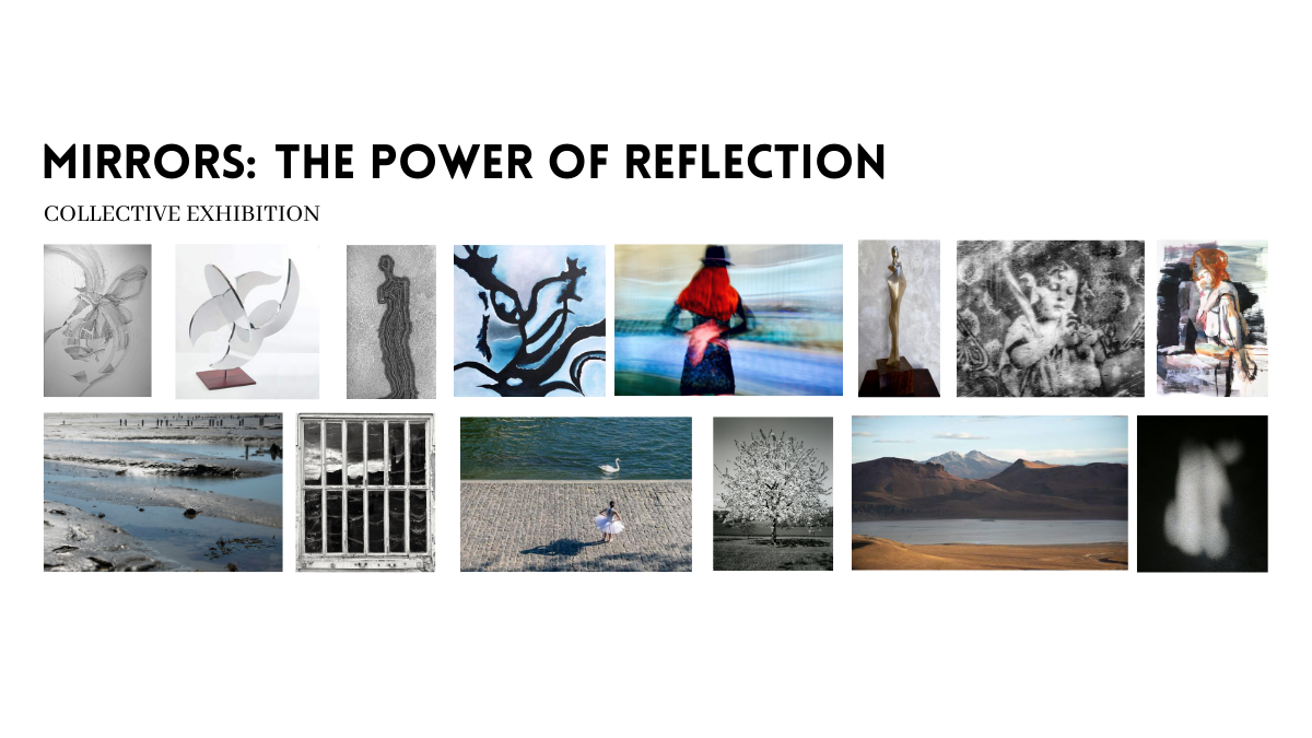 Collective Exhibition - Mirrors-  Art Trope Gallery