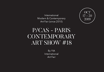 Art-Trope presents 6 Artists at the YIA Parisian Art Fair