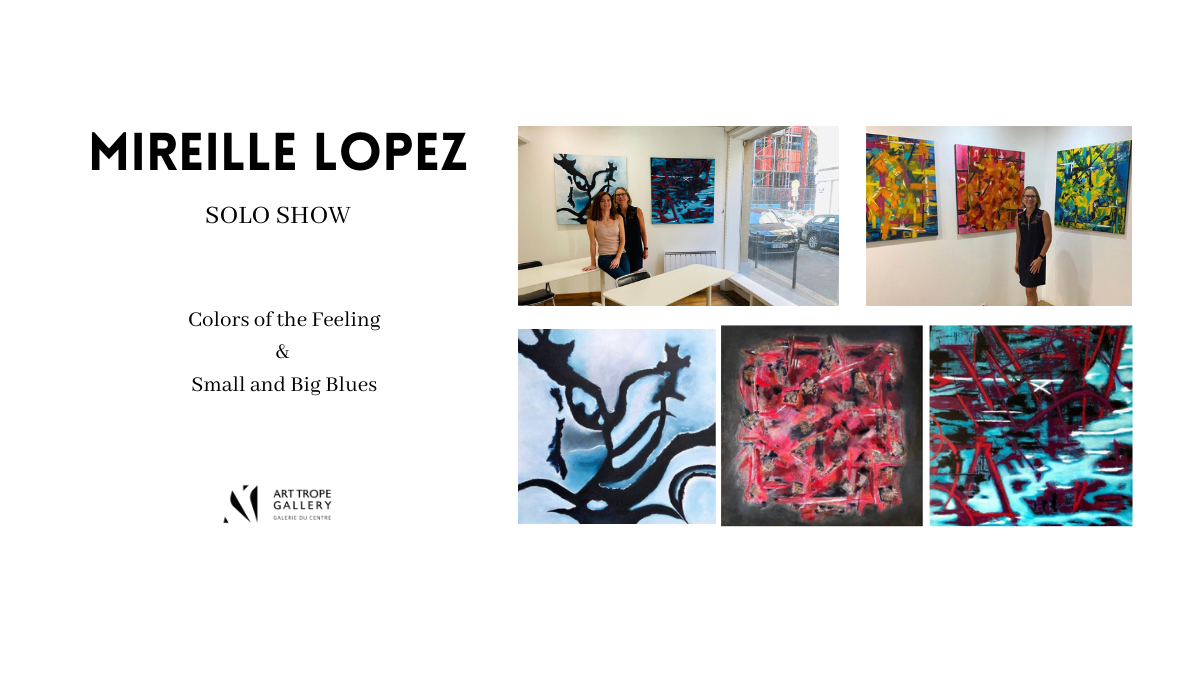 Mireille Lopez - Solo Show by Art Trope Gallery